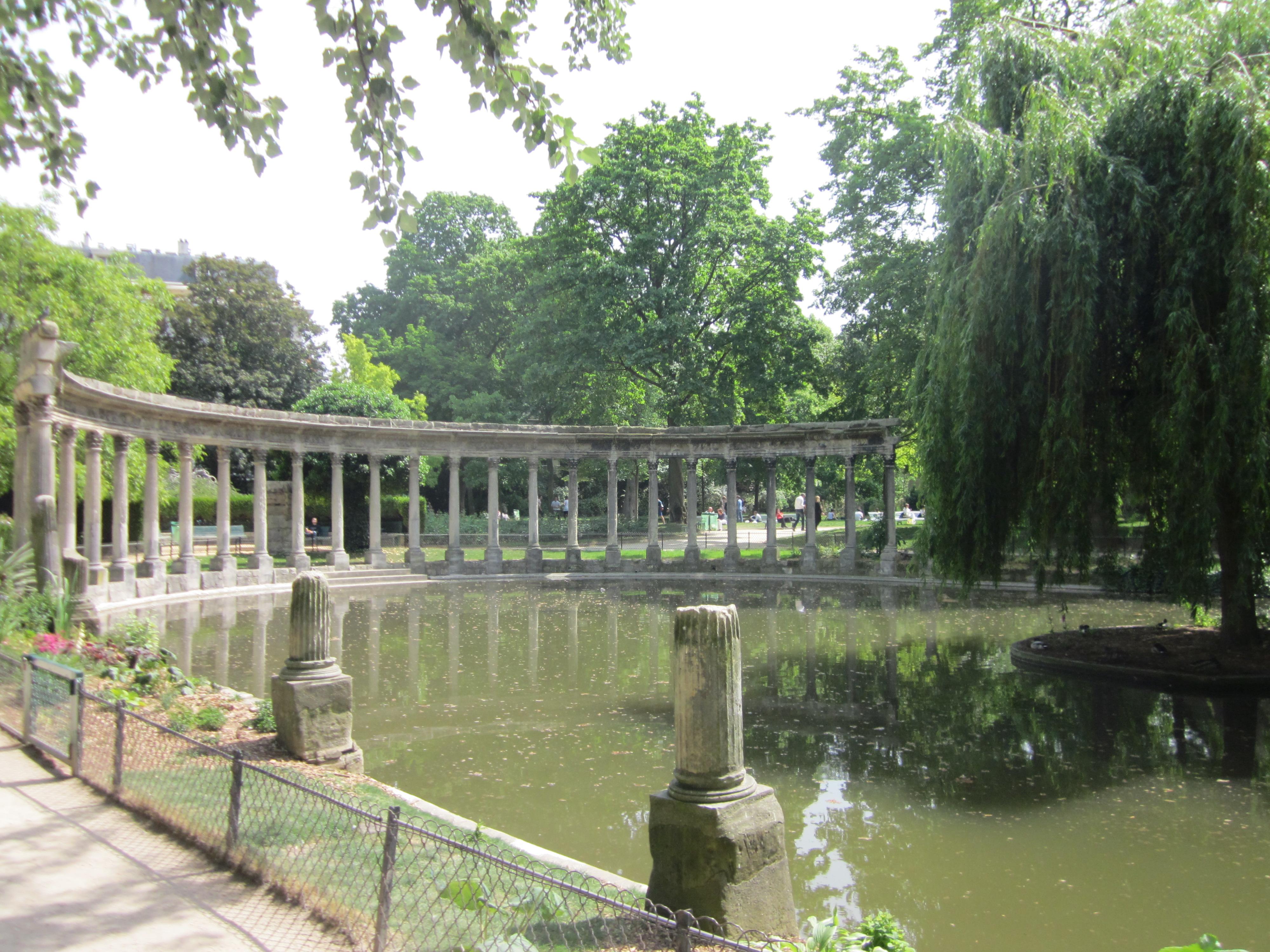 Parc Monceau Le Michaux